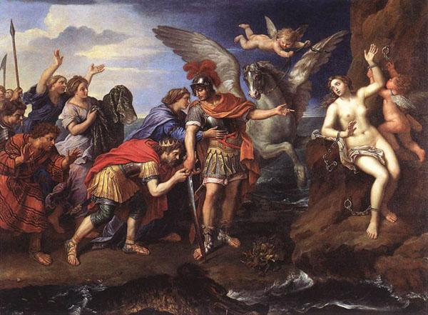 ギリシャ神話ペルセウスの冒険物...
