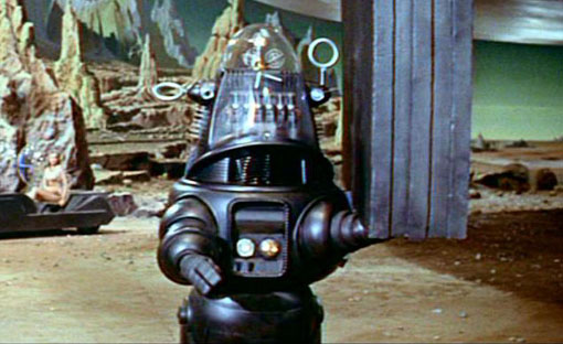ロビー・ザ・ロボットのページへ
